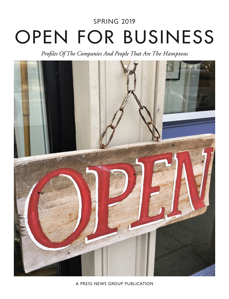 Open For Business 2019