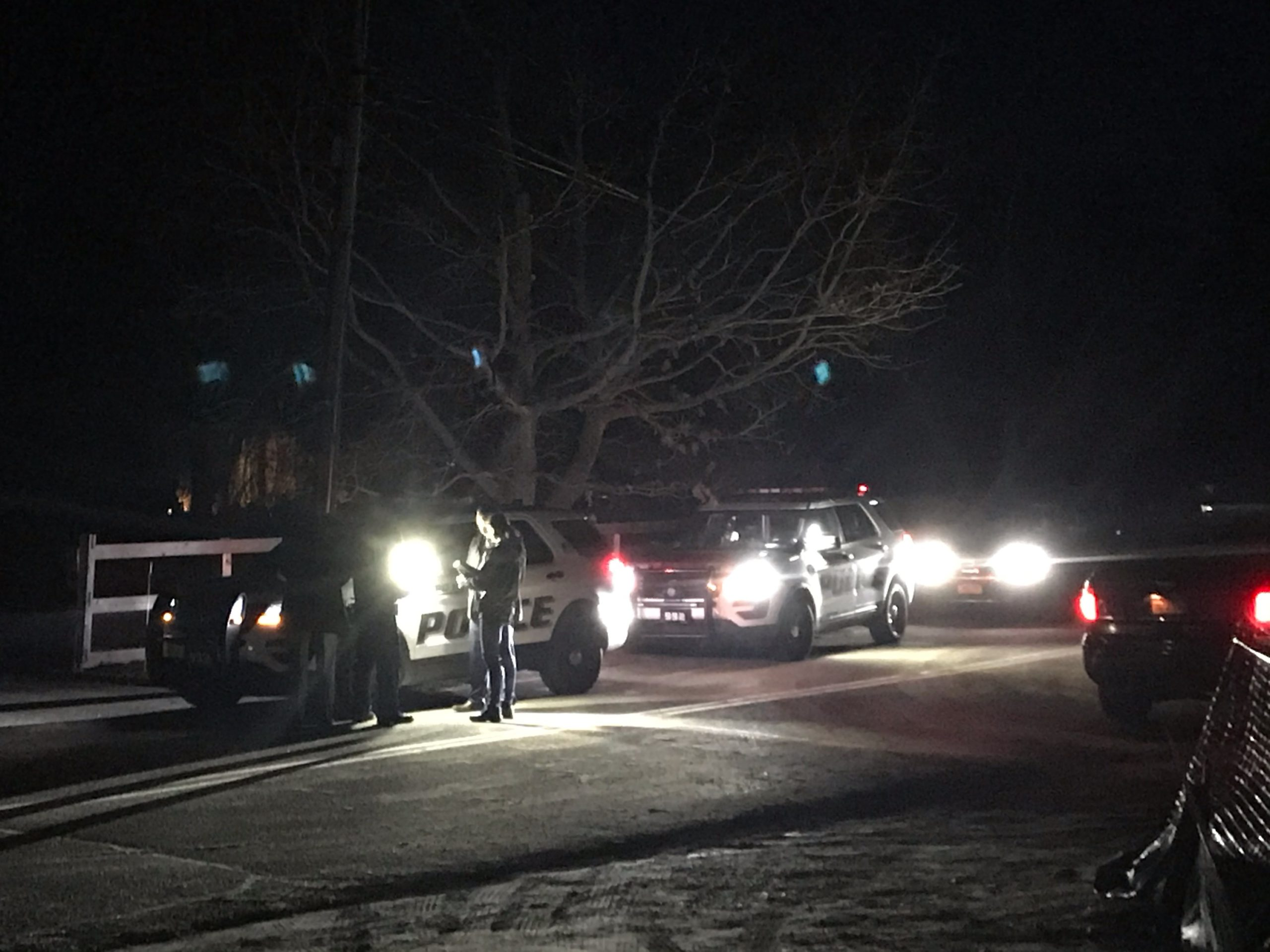 East Hampton Town Police Respond To Construction Accident